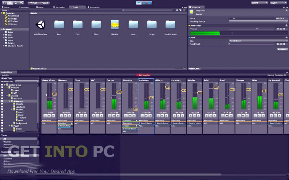 Unity Pro 5.3.6 P1 64 Bit Offline Installer Download