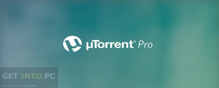 uTorrent Pro 3.4.4 Build 40911 Free Download