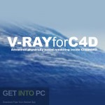 V-Ray for Cinema 4D 2018 MacOS Free Download