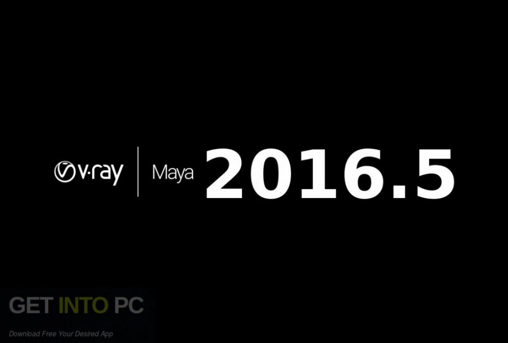 V-Ray For Maya 2016.5 Free Download-GetintoPC.com