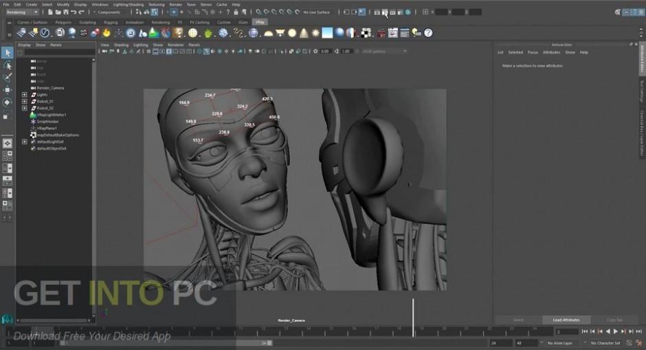 V-Ray For Maya 2016 Direct Link Download-GetintoPC.com