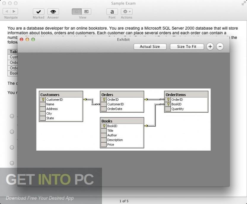 VCE Exam Simulator 2.1 Direct Link Download-GetintoPC.com