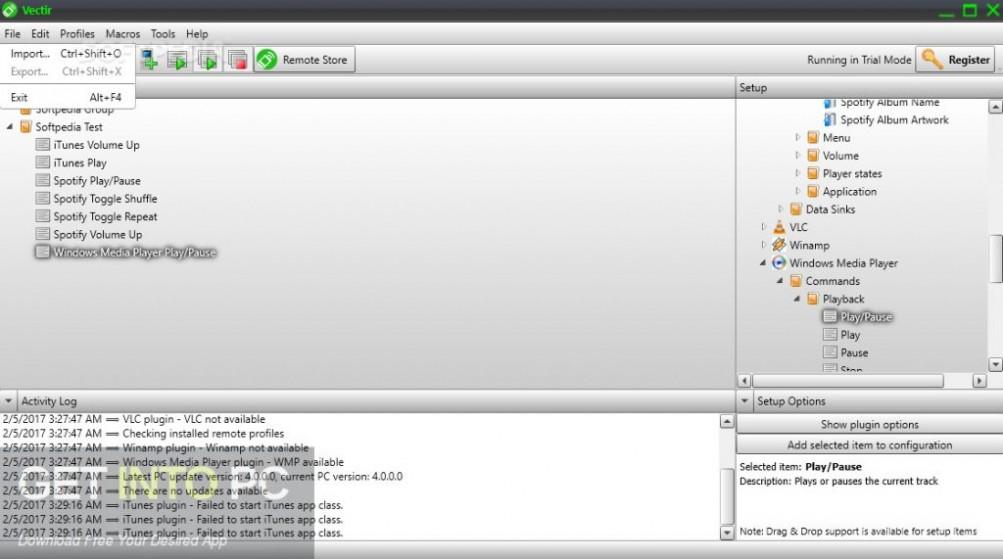 Vectir PC Remote Control Direct Link Download-GetintoPC.com