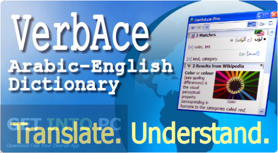 VerAce Pro English Arabic Dictionary Direct Link Download
