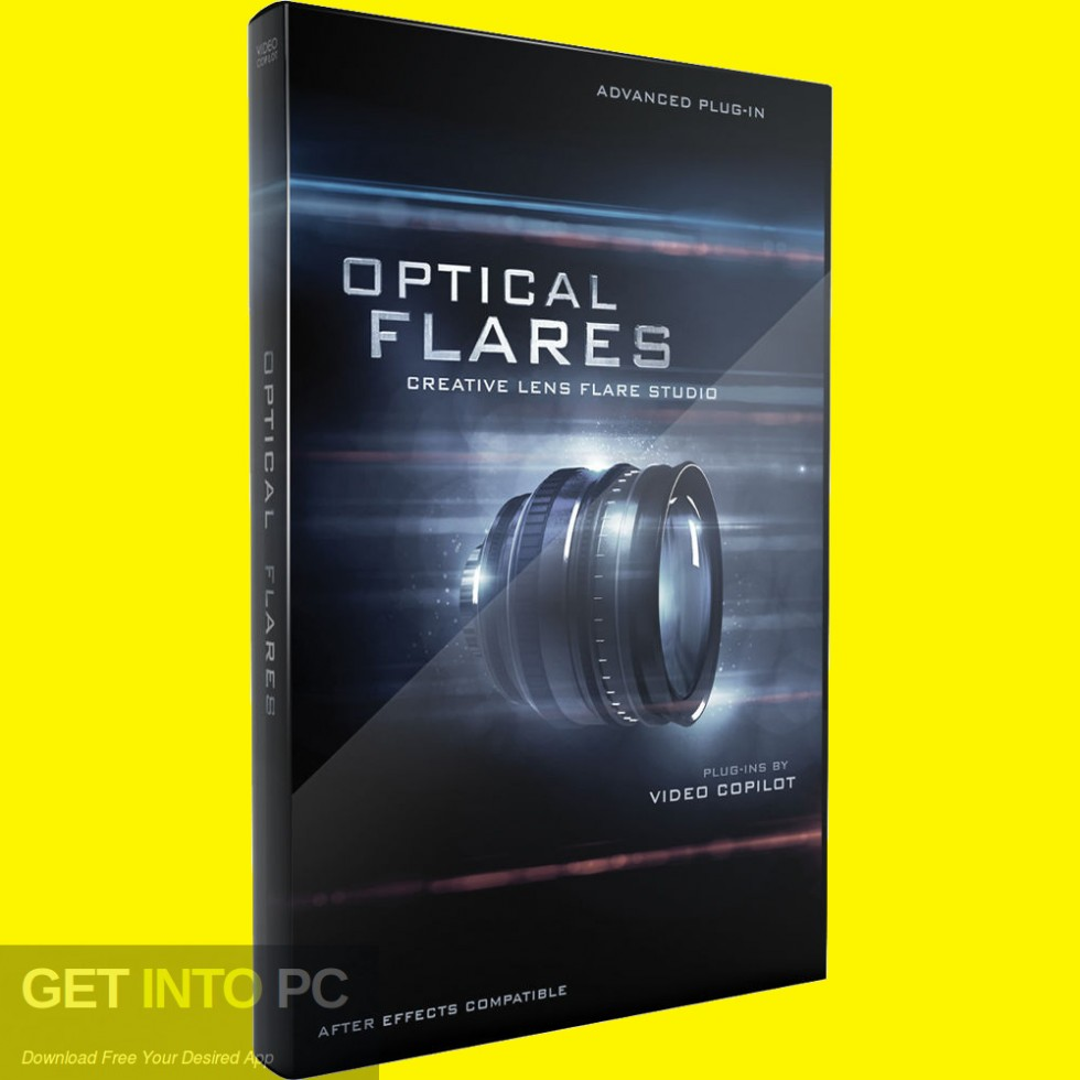 Video Copilot Optical Flares Complete Package Free Download-GetintoPC.com