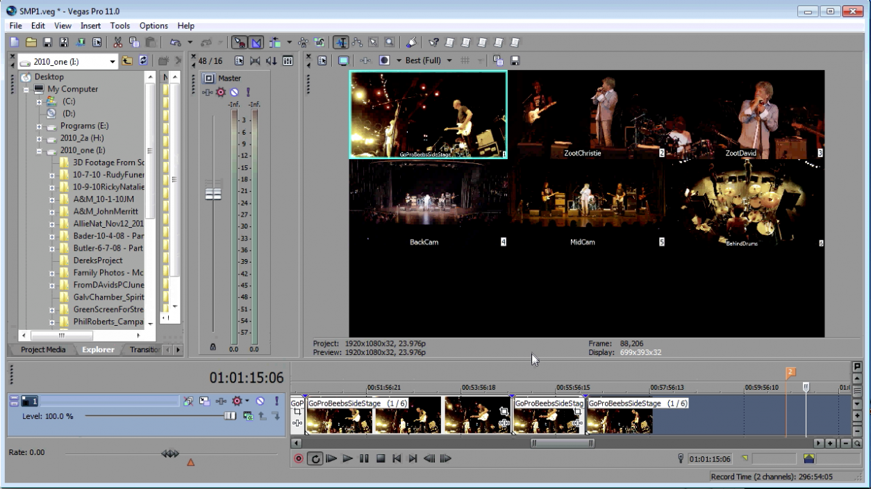Video Editing With Sony Vegas Pro Tutorials Latest Version Download