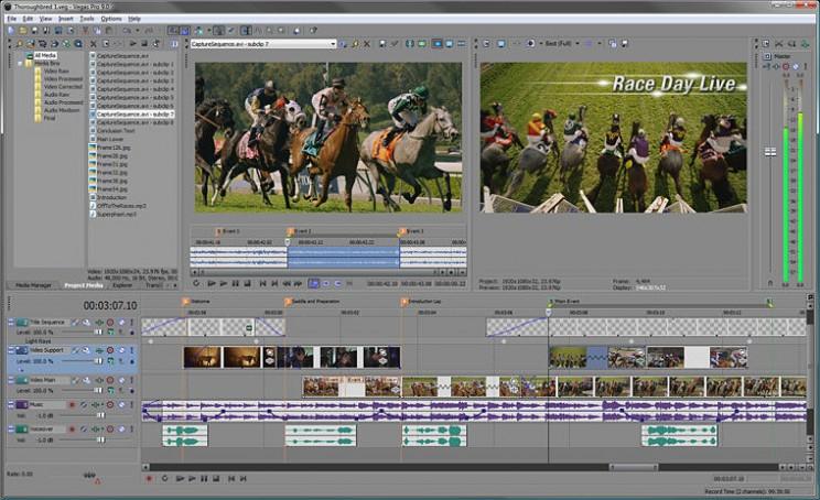 Video Editing With Sony Vegas Pro Tutorials Offline Installer Download