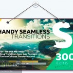 VideoHive Handy Seamless Transitions Pack Script Free Download