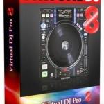 Virtual DJ PRO 8 + PlugIns Free Download