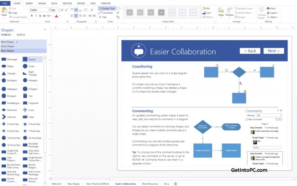 Free Visio 2013 Professional download