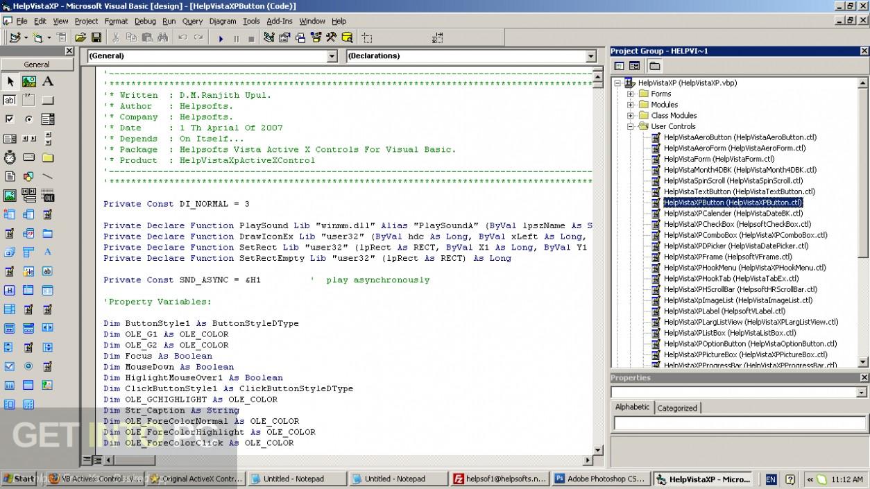 Visual Studio 6.0 Enterprise Edition Latest Version DOwnload