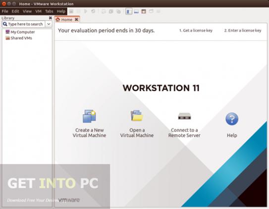 VMware Workstation 11 Latest Version Download