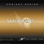 VSL Horizon Series Saxophones I KONTAKT Library Free Download