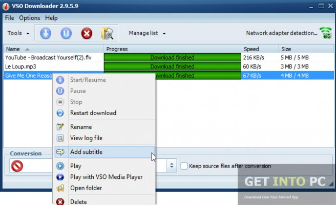 VSO Downloader Offline Installer Download