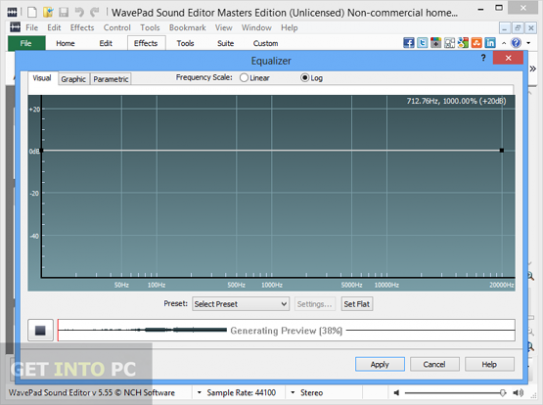 WavePad Sound Editor Master Edition Direct Link Download