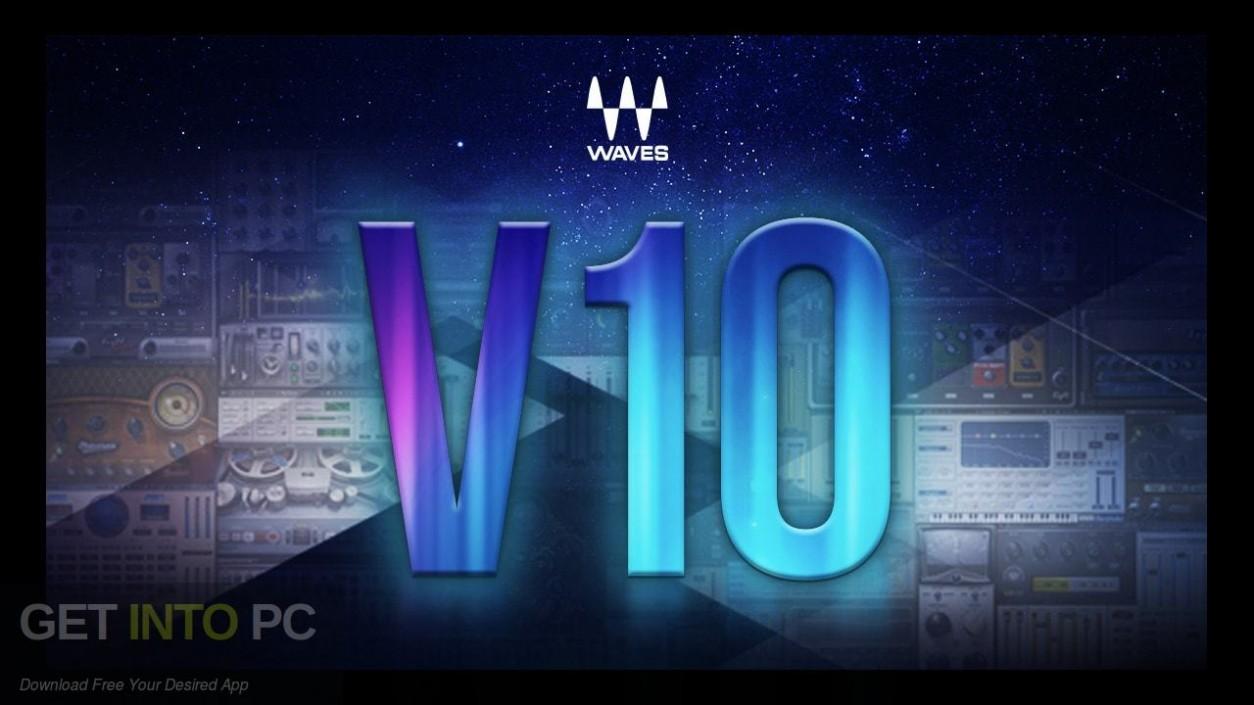 Waves 10 Complete Bundle 2019 Free Download-GetintoPC.com