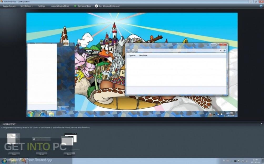 Windowblinds 10.65 Direct Link Download-GetintoPC.com