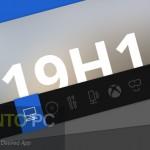 Windows 10 19H1 Free Download