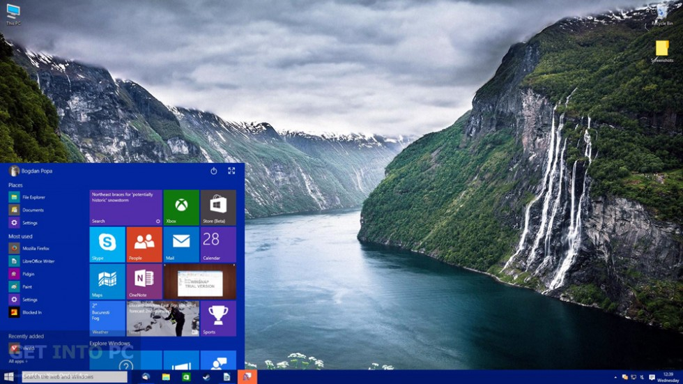 Windows 10 AIO 22 in 1 Direct Link ISO