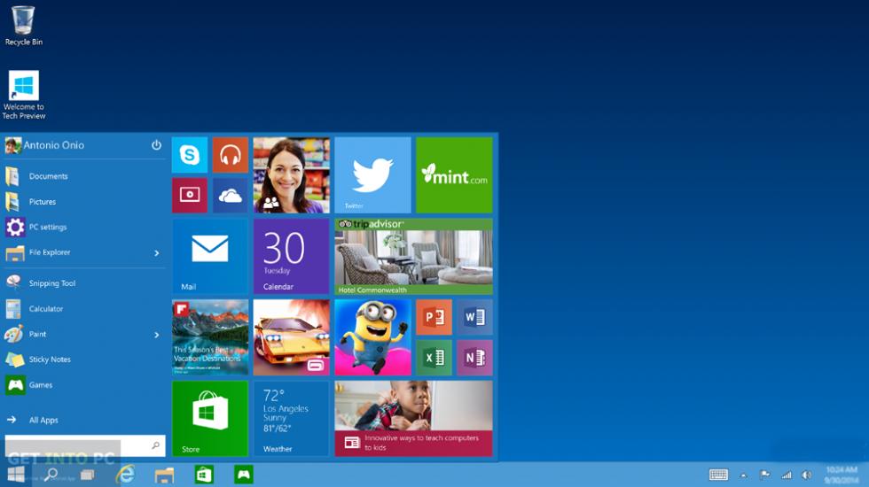 Windows 10 AIO 22 in 1 Final ISO