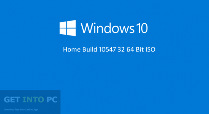 Windows 10 Home Build 10547 Free Download