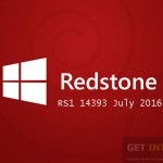 Windows 10 Pro 32 Redstone RS1 14393 July 2016 Free Download