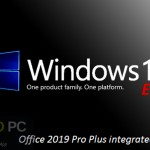 Windows 10 Pro incl Office 2019 Updated Nov 2019 Free Download