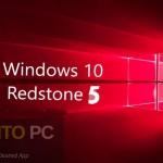 Windows 10 Pro Redstone 5 Mar 2019 Free Download