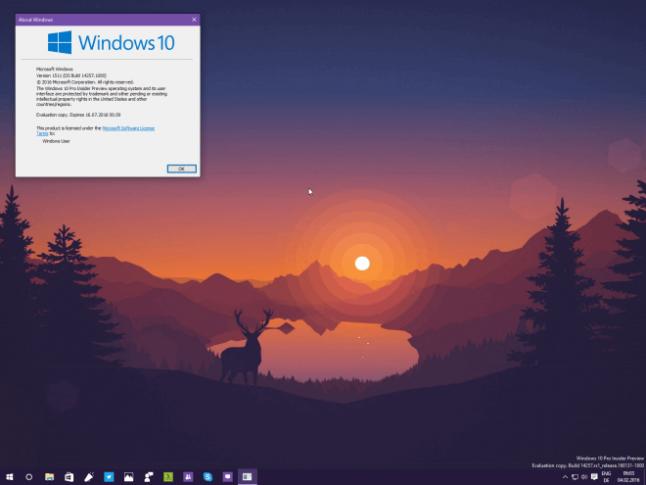 Windows 10 Redstone 1 14257 ISO x86 x64 AIO 30in1 Offline Installer Download