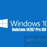 Windows 10 Redstone 14267 Pro ISO 32 64 Bit Free Download