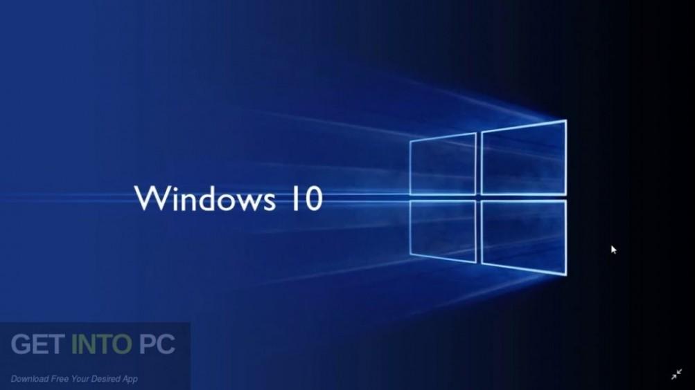 Windows 10 Redstone 5 Oct 2018 Free Download-GetintoPC.com