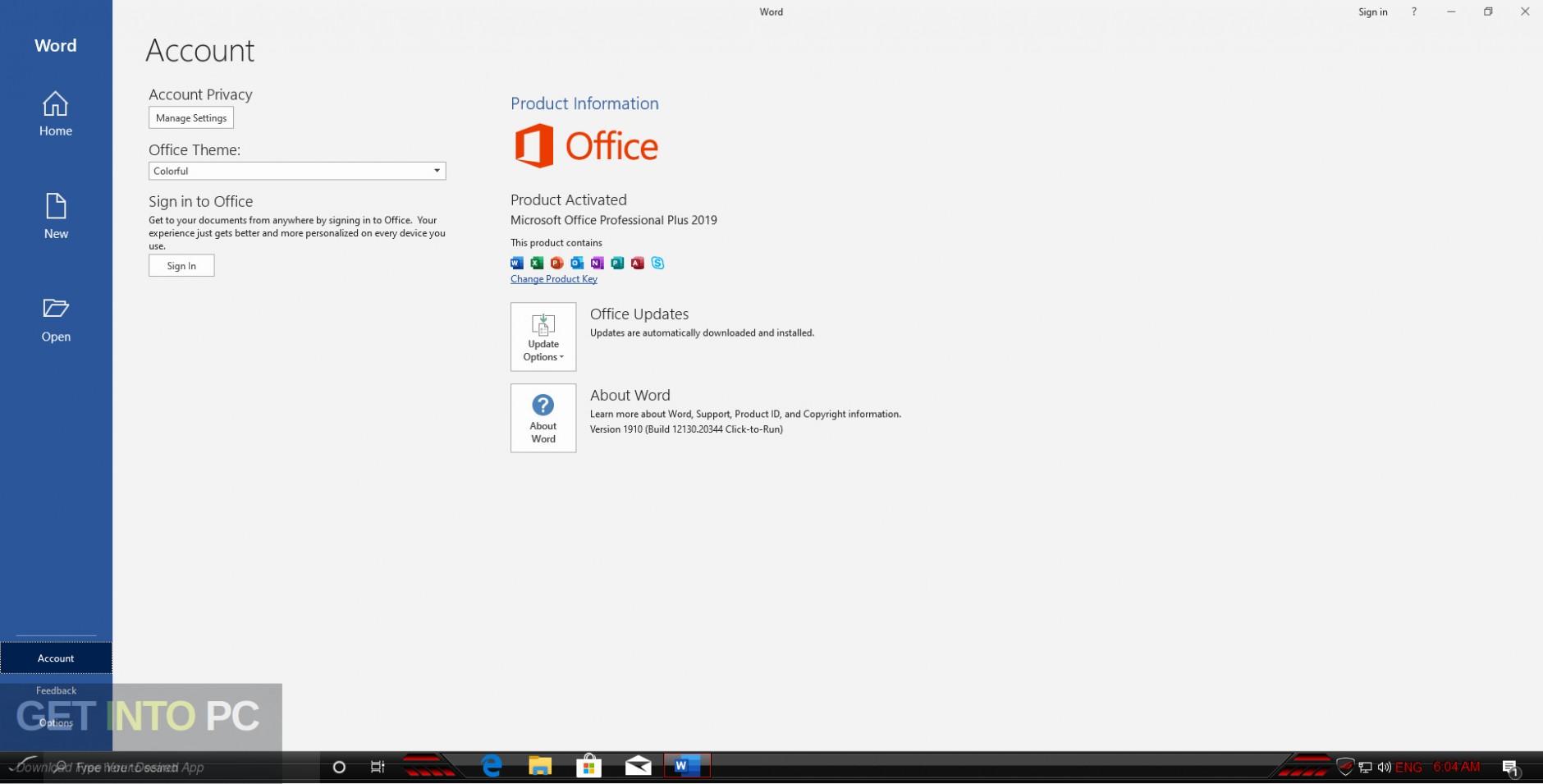 Windows 10 Gamer Elegant Edition 2019 Direct Link Download-GetintoPC.com