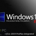 Windows 10 RS5 All in One Jan 2019 + Office 2019 Free Download