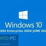 Windows 10 X64 Enterprise 2004 JUNE 2020 Free Download
