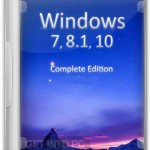 Windows 7-8.1 10 AIO (44in1) x64 ISO July 2017 Free Download