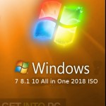 Windows 7 8.1 10 All in One 2018 ISO Free Download