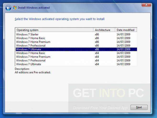 Windows 7 AIl in One ISO With June 2017 Latest Version Download