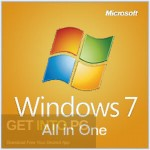 Windows 7 All in One ISO Feb 2018 32 Bit Free Download