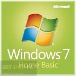 Windows 7 Home Basic ISO 32 Bit 64 Bit Free Download