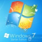 Windows 7 Starter ISO 32 Bit Free Download