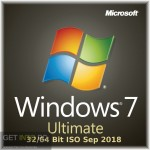 Windows 7 Ultimate 32 / 64 Bit ISO Sep 2018 Free Download