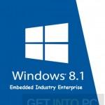 Windows 8.1 Embedded Industry Enterprise 64 Bit ISO Free Download