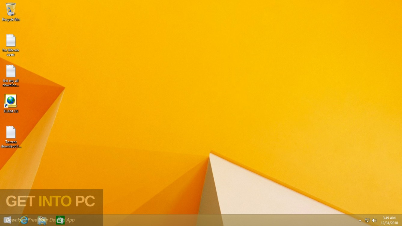 Windows 8.1 Pro 32 64 Bit Jan 2019 Latest Version Download-GetintoPC.com