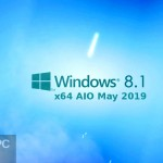Windows 8.1 x64 AIO May 2019 Free Download