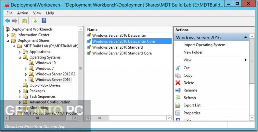 Windows Server 2016 x64 VL with Update Dec 2018 Latest Version Download-GetintoPC.com