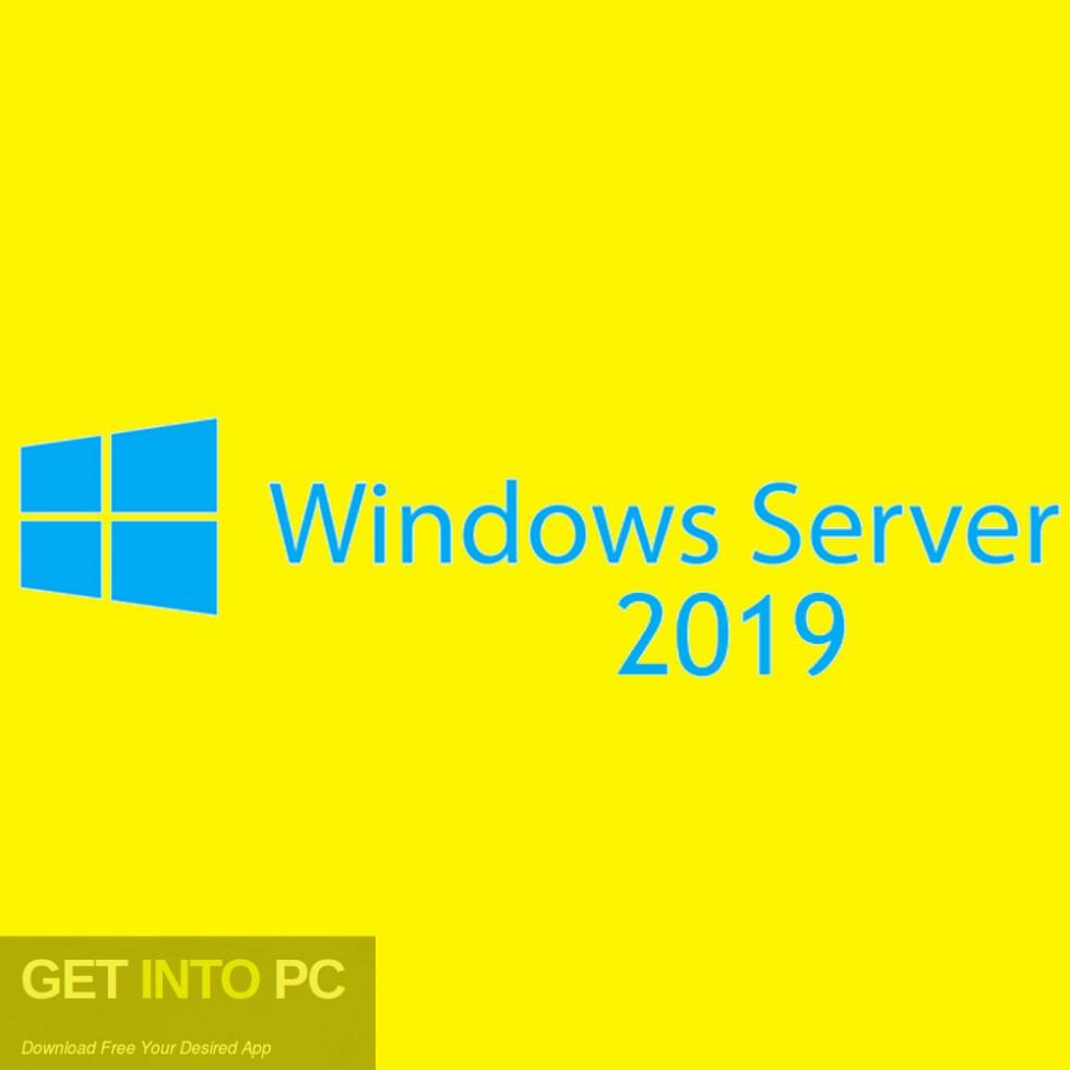 Windows Server 2019 Jan 2019 Edition Free Download-GetintoPC.com