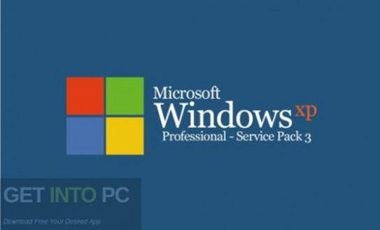 Windows XP Professional SP3 32 Bit ISO Dec 2016 Download