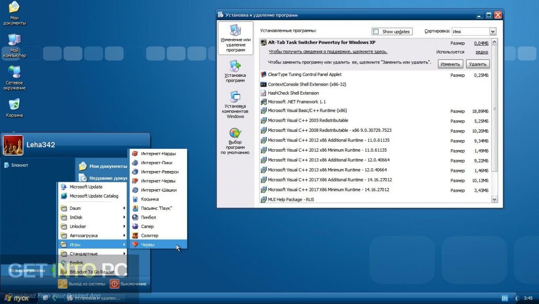 Windows XP Professional SP3 Jan 2019 Latest Version DOwnload-GetintoPC.com