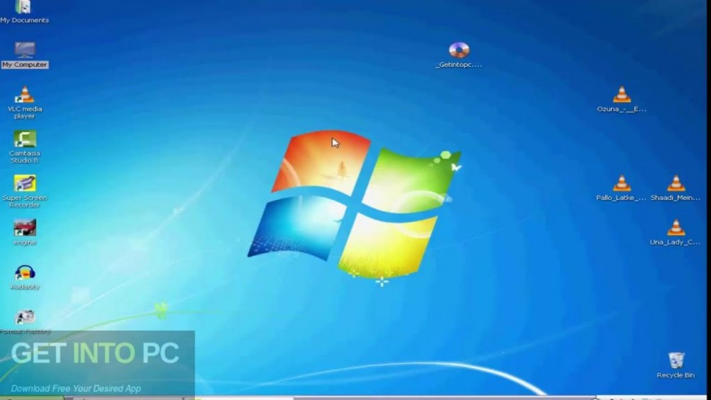 Windows XP Ultimate Edition (by Johnny) Direct Link Download-GetintoPC.com
