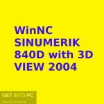 WinNC SINUMERIK 840D with 3D VIEW 2004 Free Download